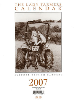The Ladies Farmers Calendar 2007